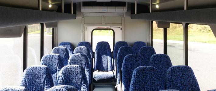 25 Passenger Colonial Coach Bus